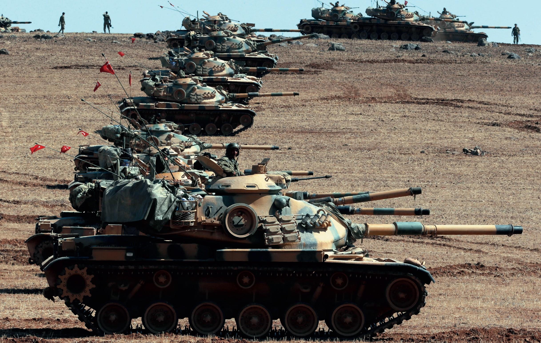 Ирак угрожает Турции